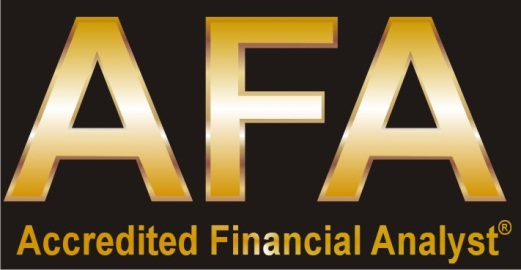 About Accredited Financial Analyst Certification