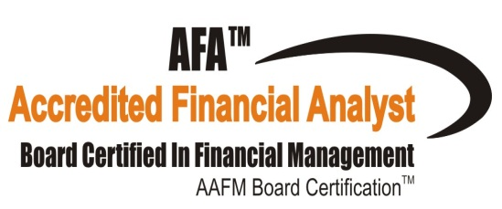 About Accredited Financial Analyst