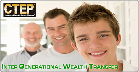 Intergenerational Wealth Transfer